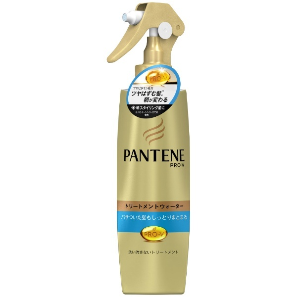 P&G PANTENE PRO-V トリートメントウォーター パサついてまとまらない髪用 200ml