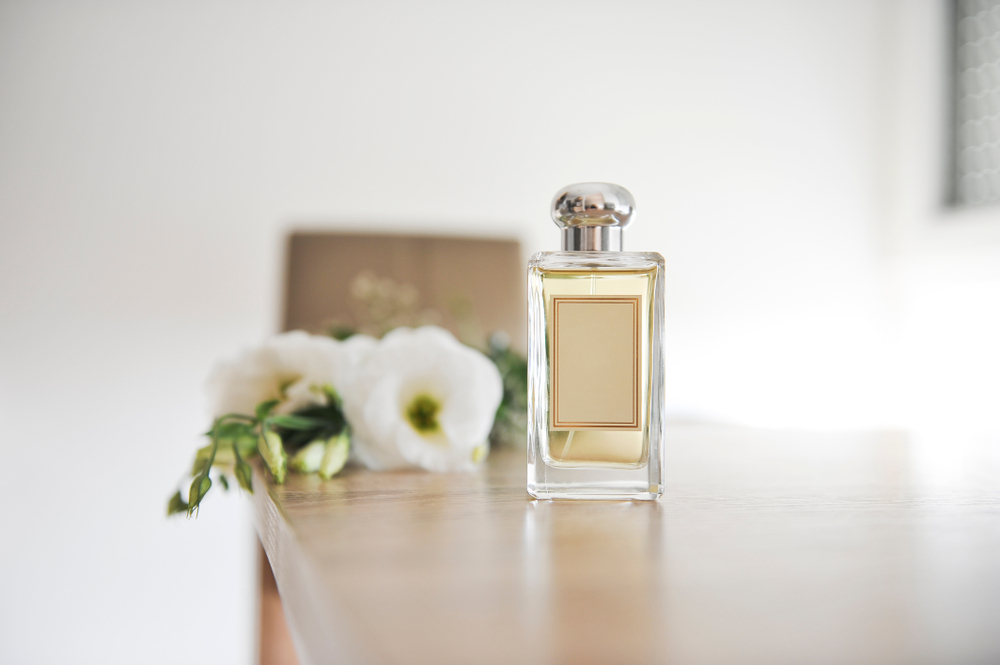 香水の写真