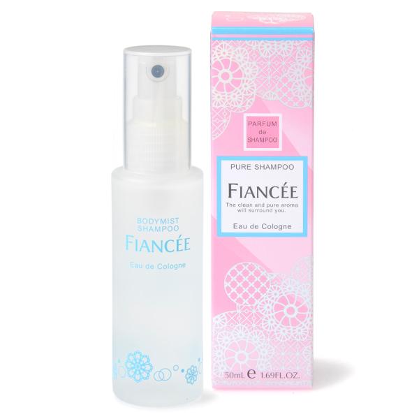 FIANCEE(フィアンセ) ボディミスト ピュアシャンプーの香りの写真