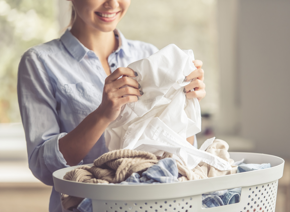 ティッシュを洗濯ものから取る方法