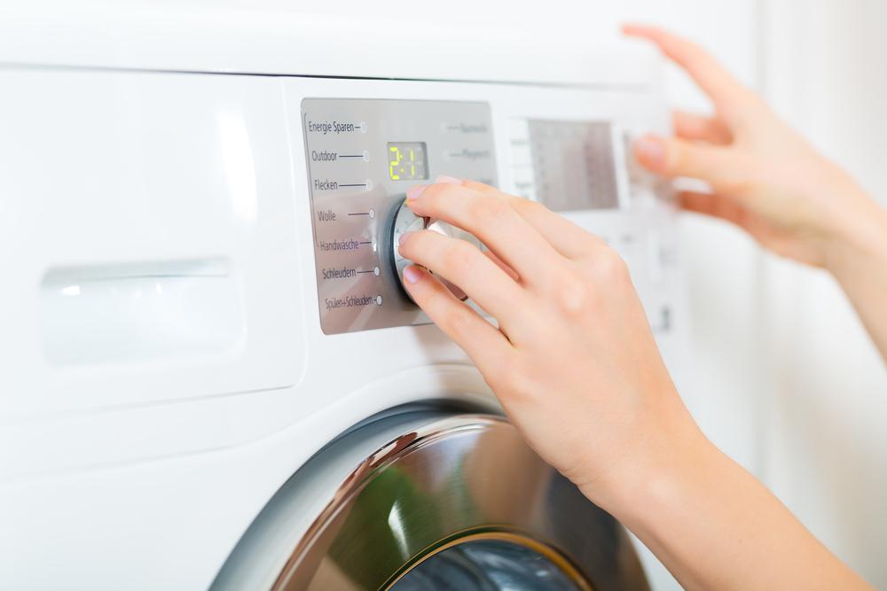 洗濯機ですすぎ直す