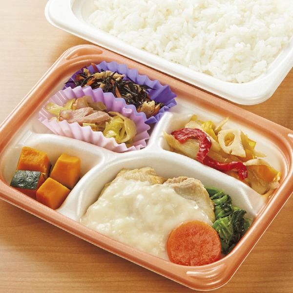 セブンイレブン セブンミール 【7/19(日)・26(日)受取り】健康バランス弁当 鶏肉のクリームソース