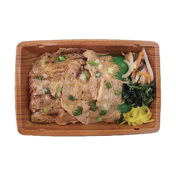 ファミリーマート 炙り焼三元豚のカルビ重(麦飯)
