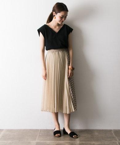 URBAN RESEARCH (アーバンリサーチ)マルチWAYプリーツスカート