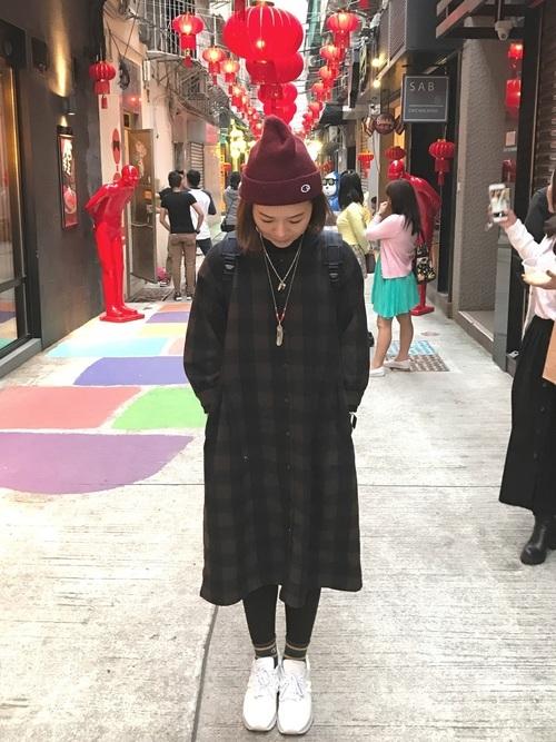 冬のマカオ旅行の服装