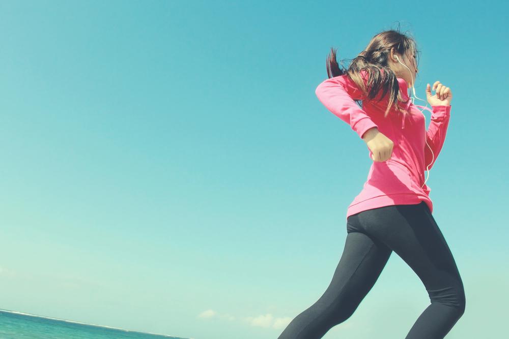 太りやすい40代の女性の有酸素運動