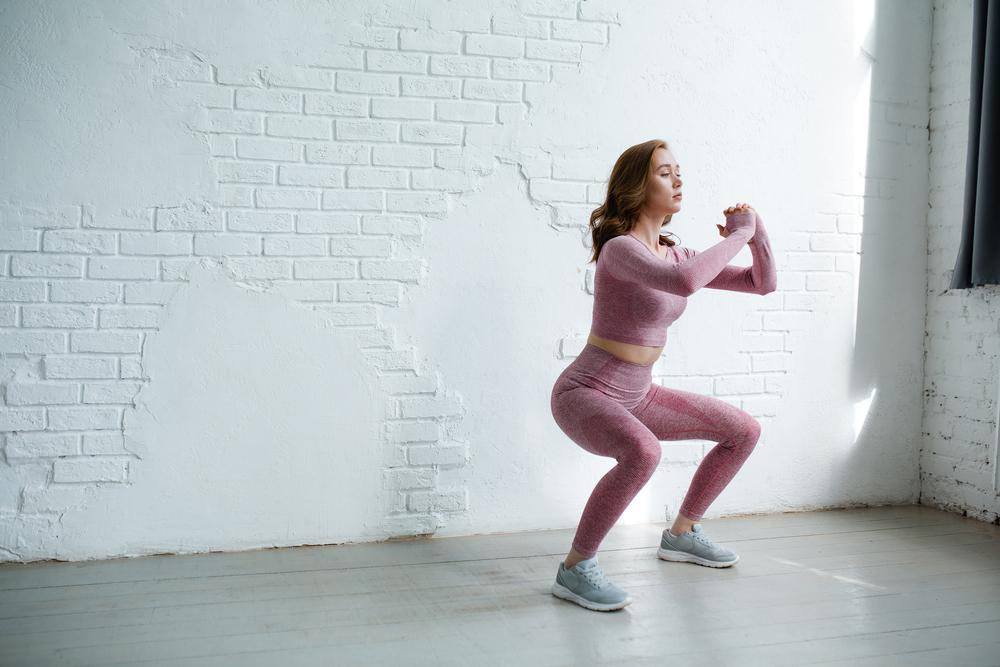 太りやすい40代の女性の運動