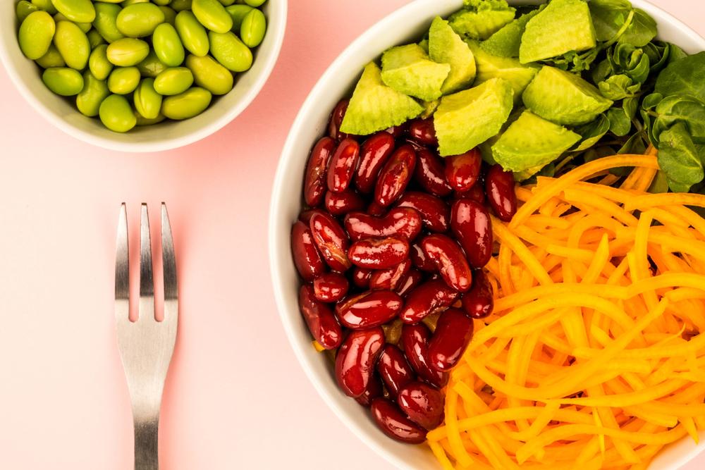 枝豆ダイエット中のメニュー