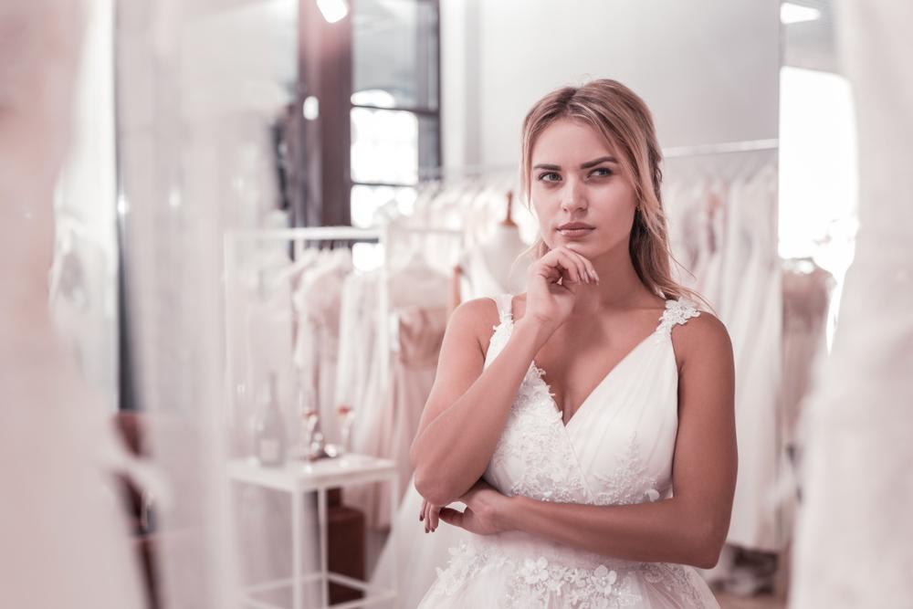 結婚の準備をめんどくさいと思っている女性