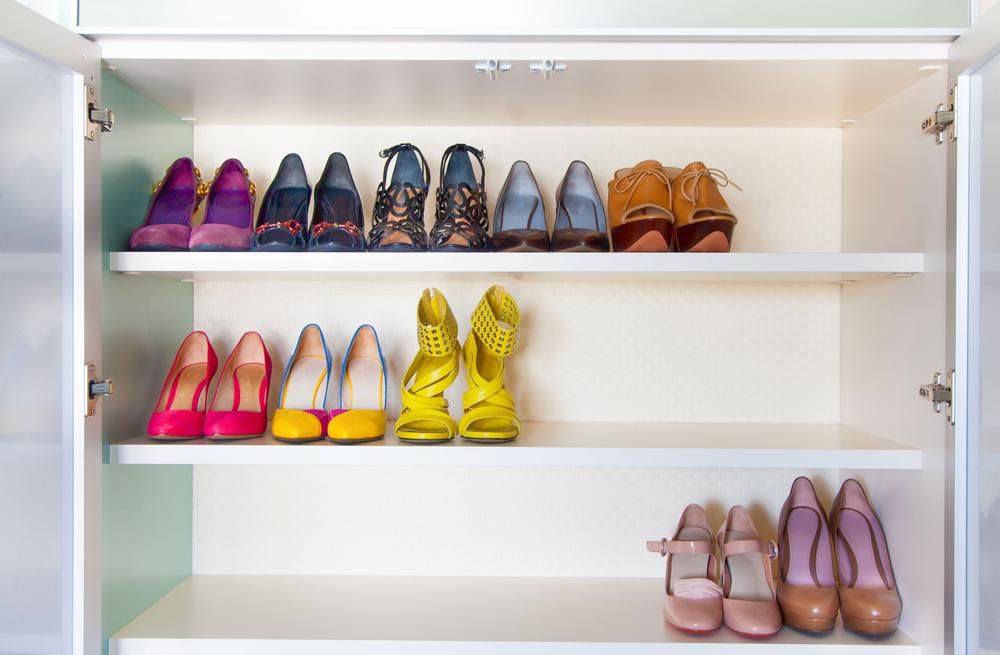 靴箱の大掃除