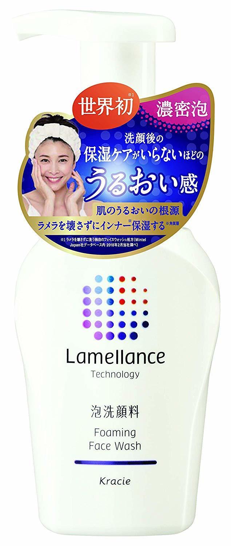 ラメランスの洗顔料