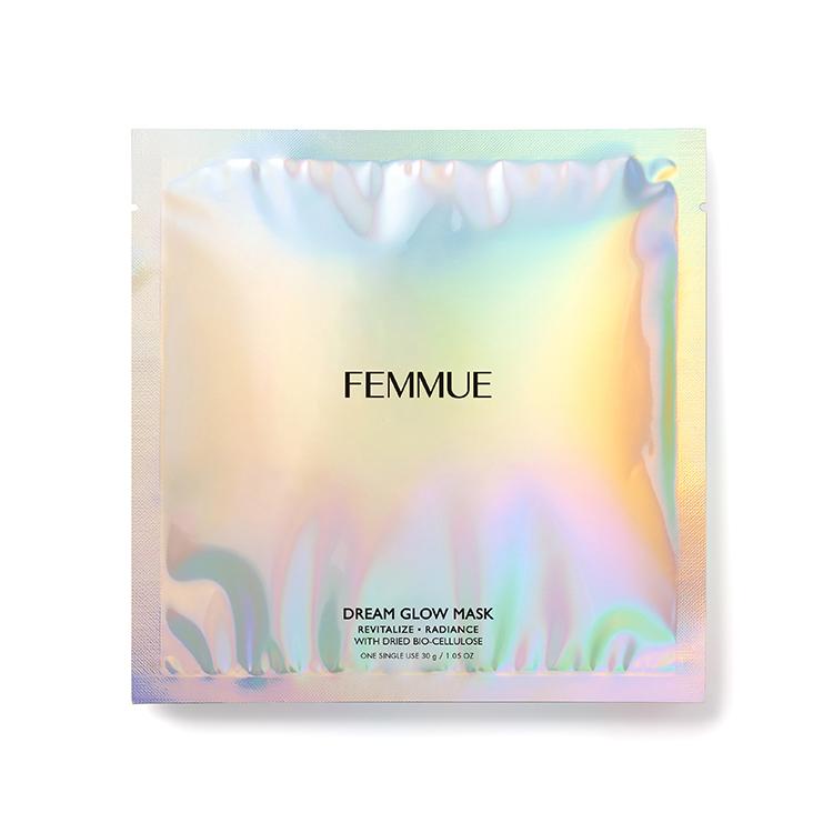 FEMMUE(ファミュ) ドリームグロウマスク RR(透明感・キメ)の写真