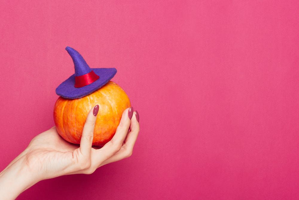 かぼちゃダイエットに挑戦する女性
