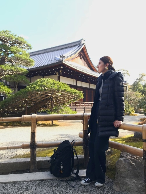 冬の京都におすすめの服装