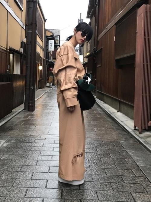 春の京都におすすめの服装