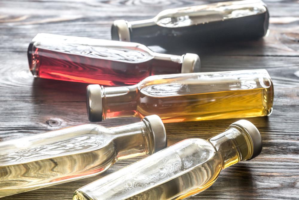 5種類のお酢