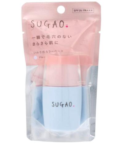SUGAO(スガオ)シルク感カラーベース