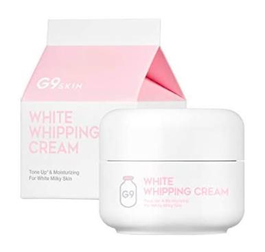 G9 ホワイトホイッピングクリーム ピンク