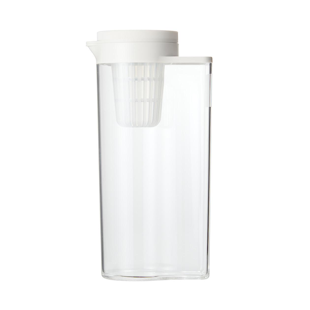 MUJI(無印良品) アクリル冷水筒 冷水専用 約2L