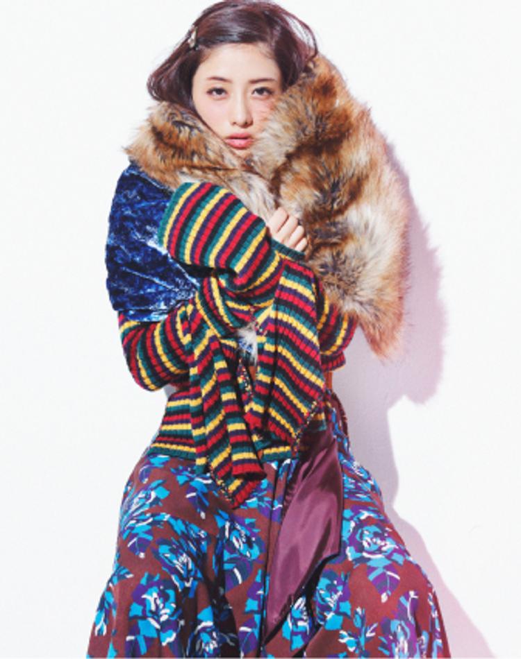 石原さとみの秋冬トレンドファッションTrip! Vol.1