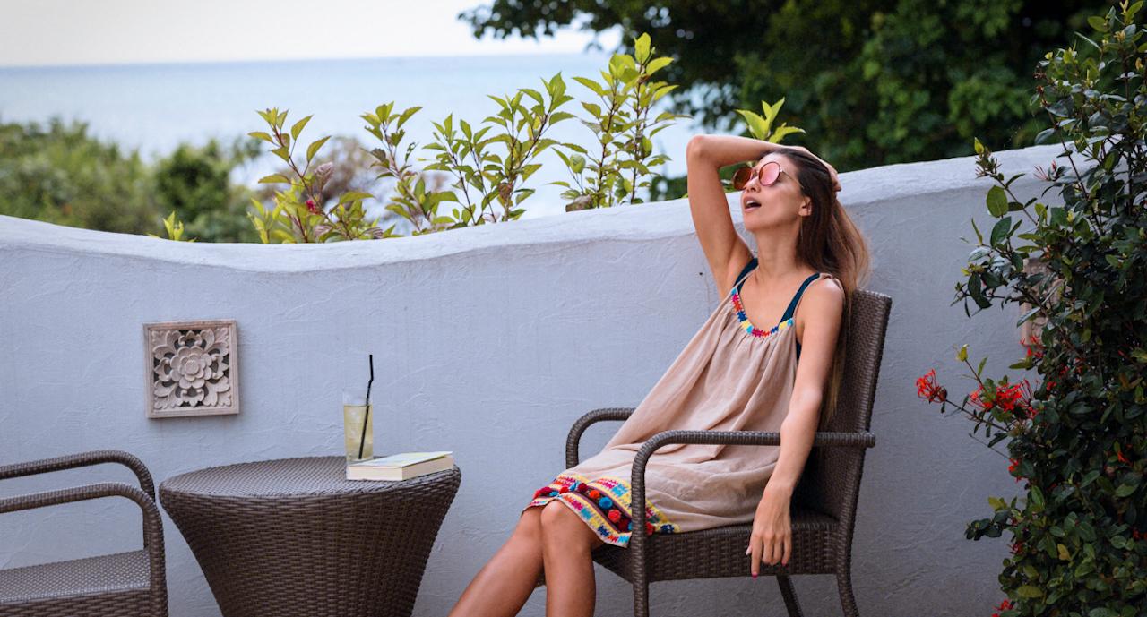 一足早く、娘さんの夏休みがスタート。石垣島の海でシュノーケリング体験!【吉川ひなの連載】