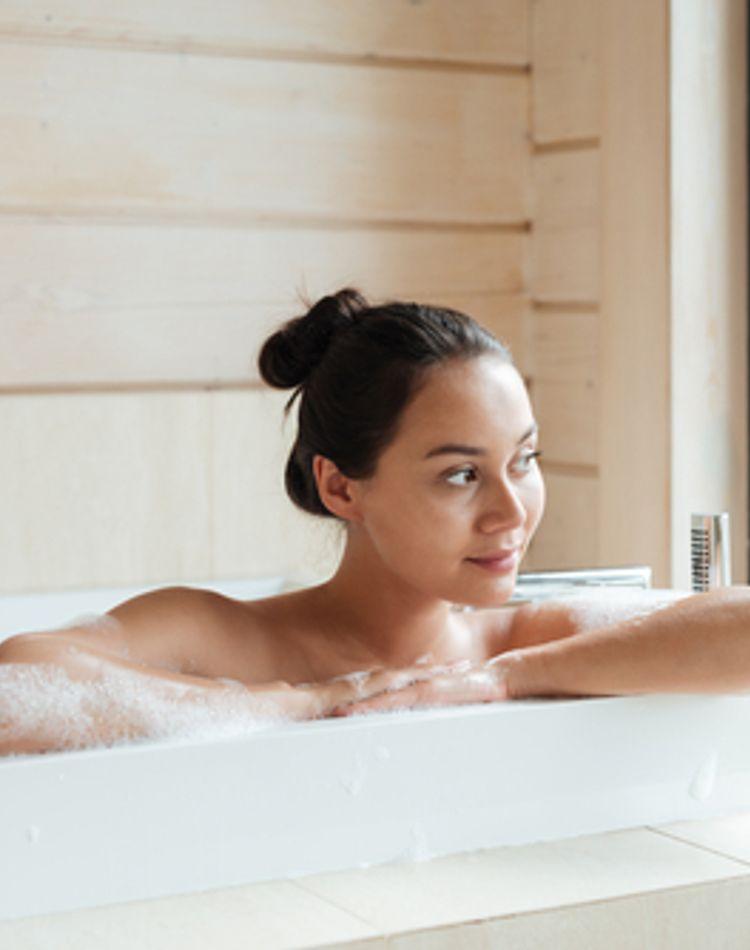 ダイエットからリラックスまで…目的に合わせた3つの入浴法