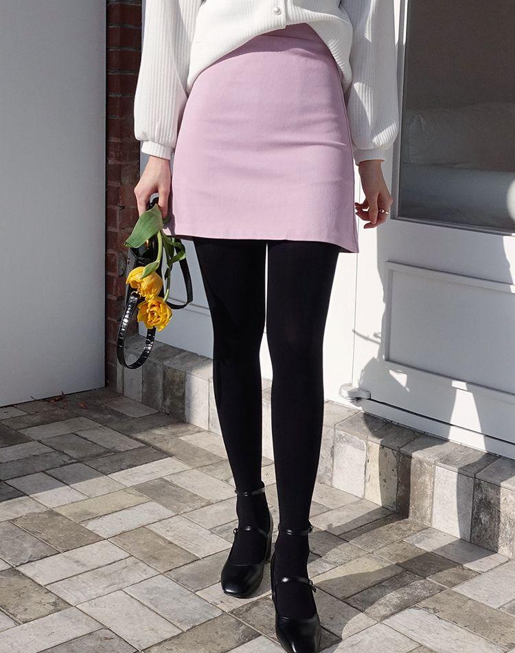ボックススカートでスタイルアップも叶う!大人可愛いコーデの作り方