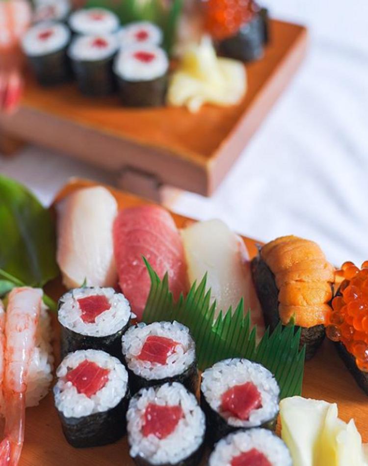 お寿司のカロリーってどれくらい?ダイエット中に適したネタや食べ方