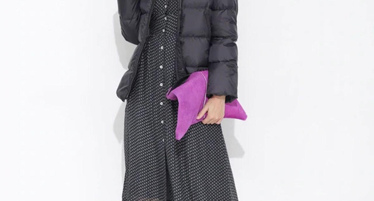 ダウンの人気ブランドと着こなし方。冬コーデをおしゃれにまとめる