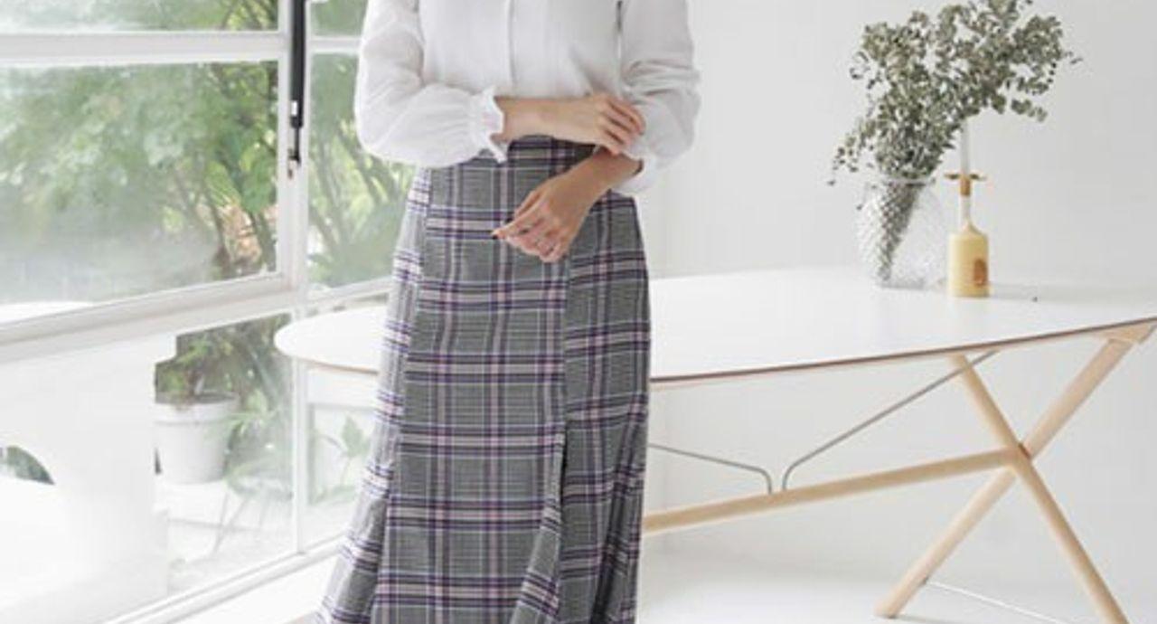 マーメイドスカートで旬のスタイルに!大人のおすすめコーデ9選