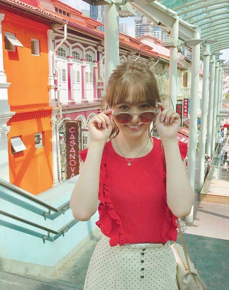 シンガポール旅行におすすめの服装をご紹介!季節別・天気別コーデ