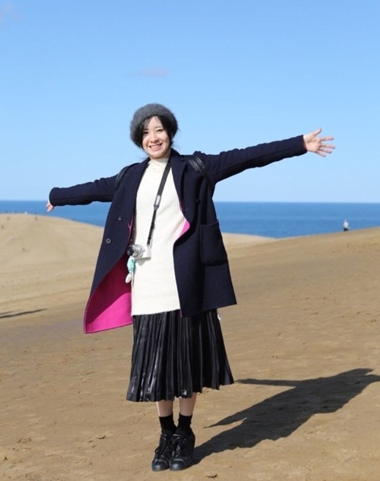 鳥取旅行におすすめの服装をご紹介!月別・天気別の大人女子コーデ