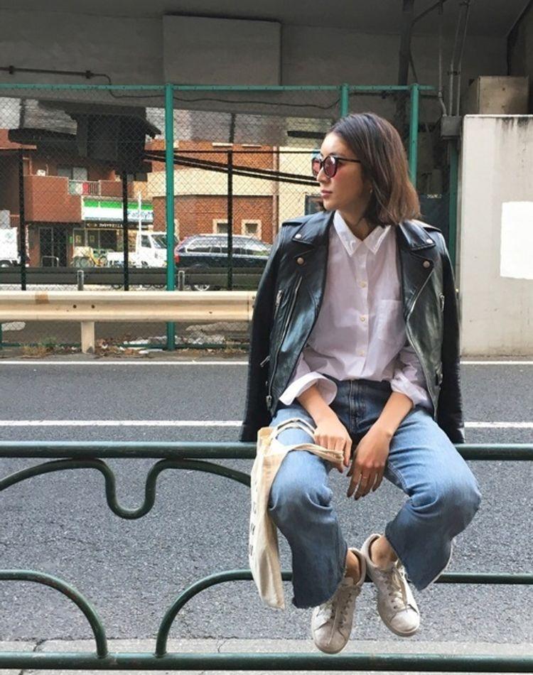 大人女子のロックファッション!クールで女っぽいロックコーデ9選