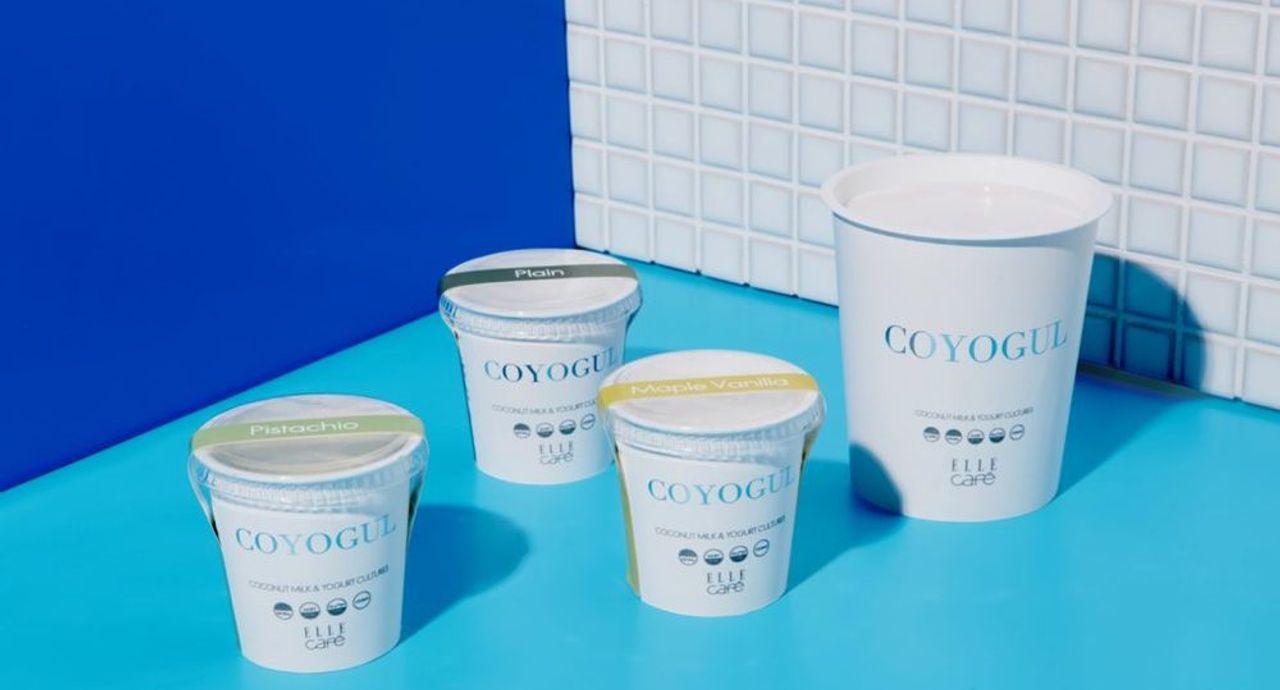 低糖質&無添加な、エルカフェの新「コヨグル」で腸内すっきり!