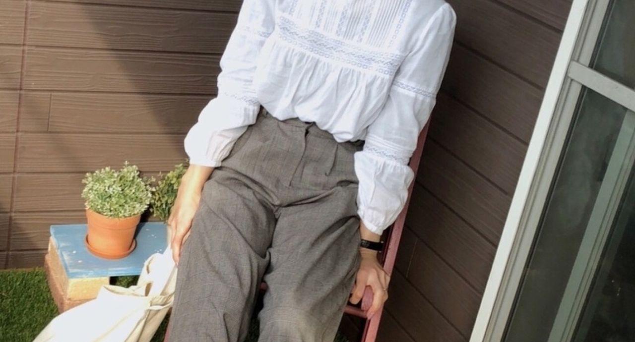 下半身のコンプレックス解消!「旬顔ワイドパンツ」をキリッと履きこなす方法