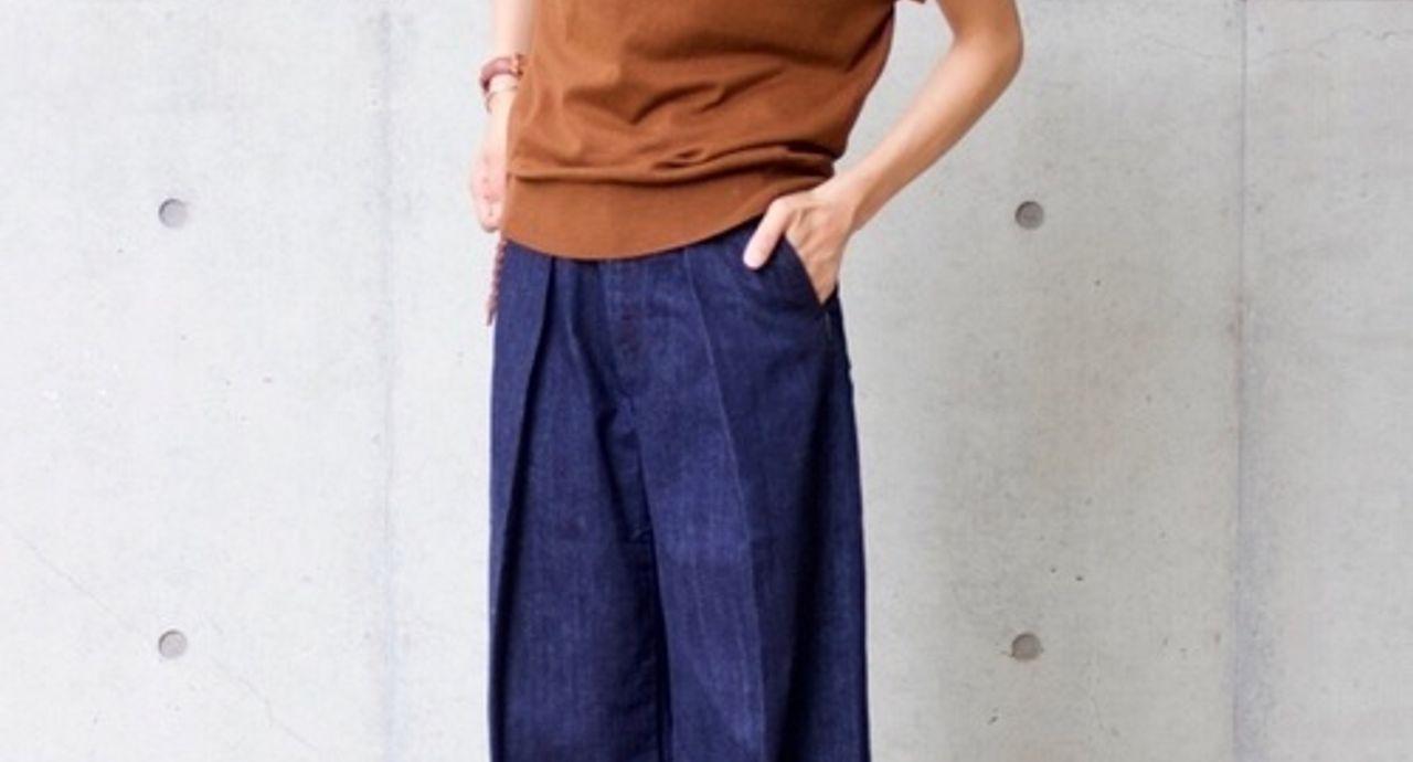 パンツの種類を教えて!いつもの定番からトレンドまで詳しく解説