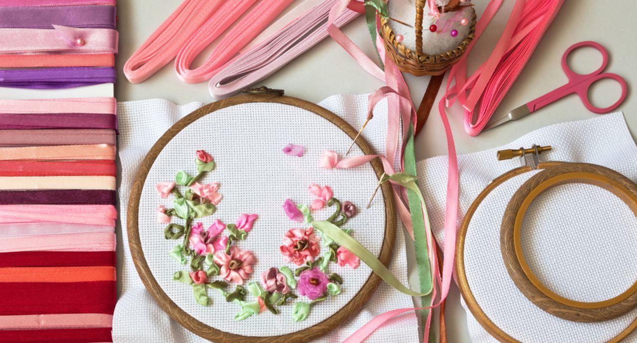 刺繍のやり方を徹底解説!初心者でも簡単にできる方法