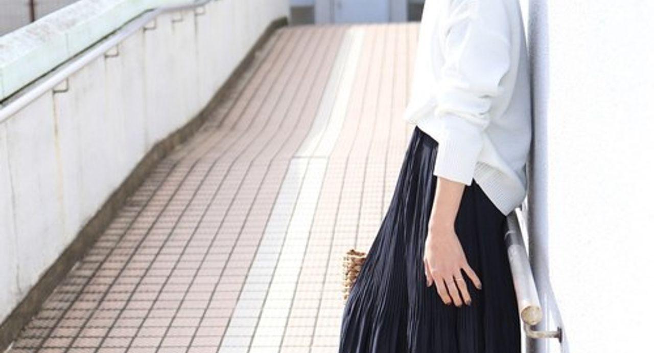 着痩せするスカートの丈やデザインは?選び方やコーデのポイント