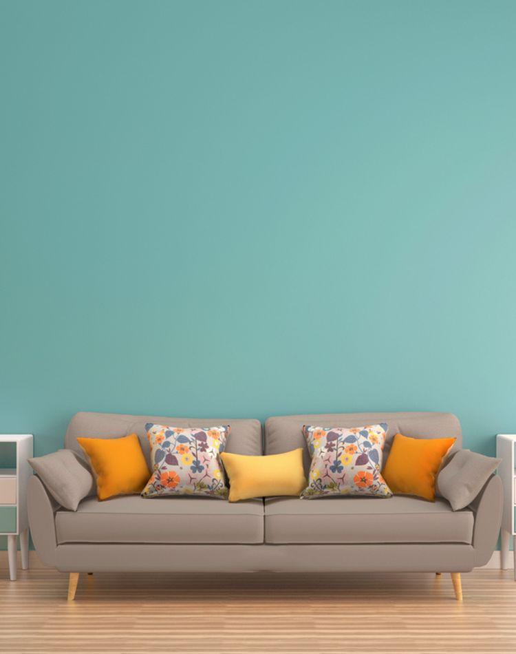 リビングの壁紙の選び方は?おすすめカラーやインテリア実例をご紹介