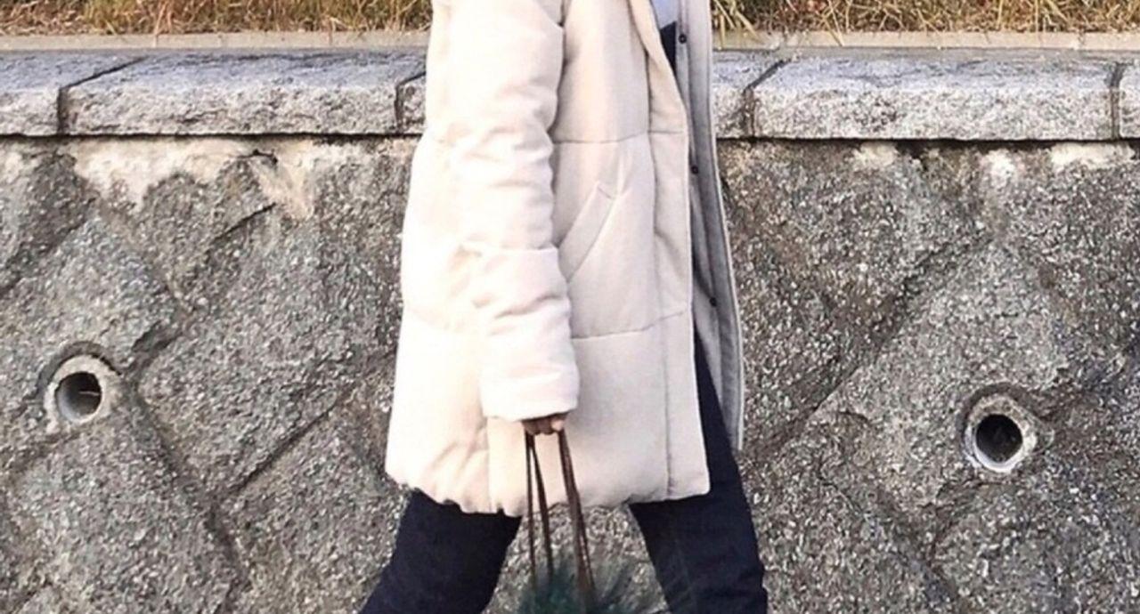 """【2017年冬】今季気になる""""ダウンコート""""のトレンドコーデ"""