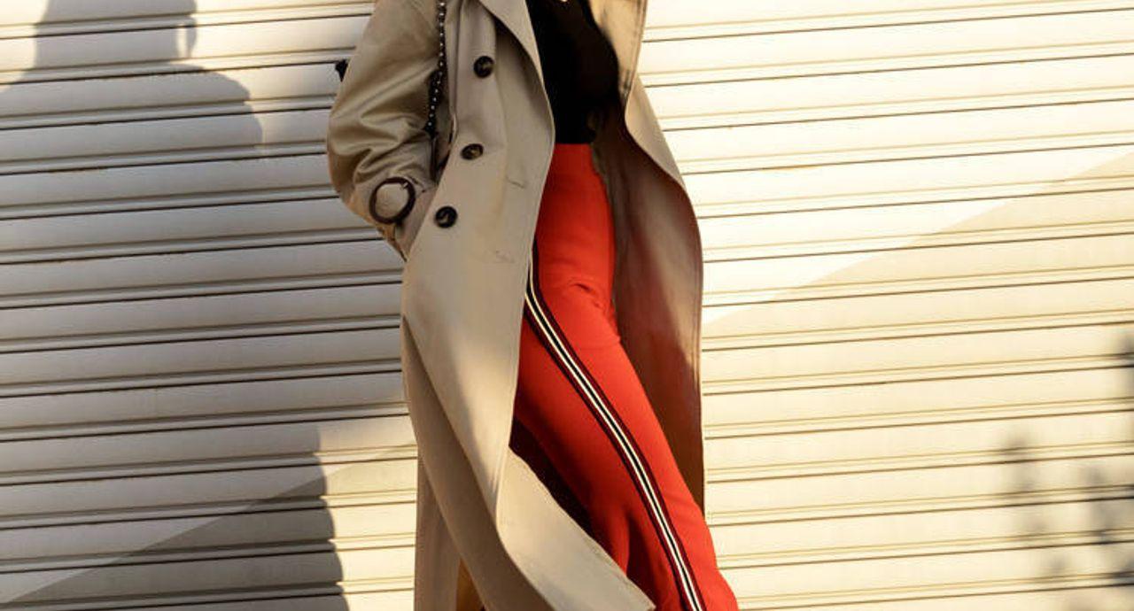 ジャージをおしゃれに取り入れるコーデ術!季節別、大人の女性の着こなし