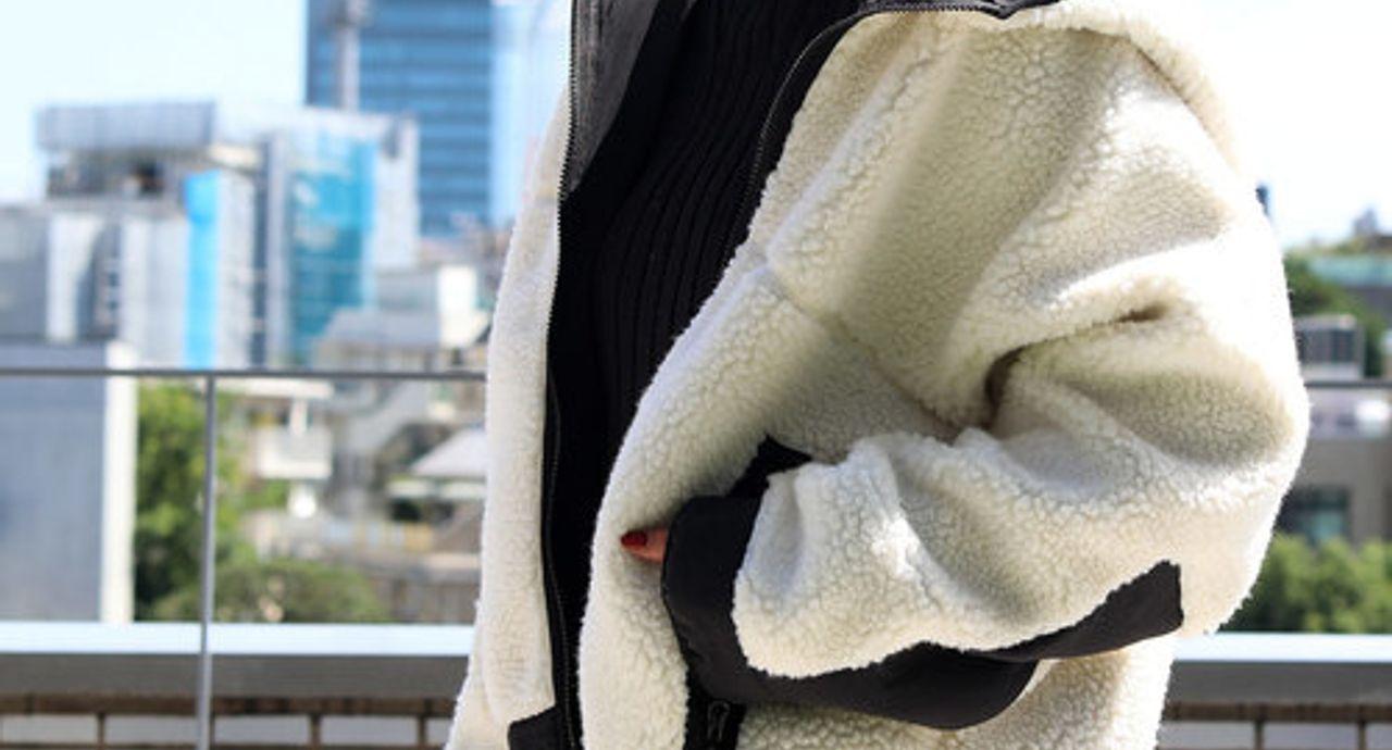 白ブルゾンで思い通りのスタイルに!年代別のおすすめコーデ
