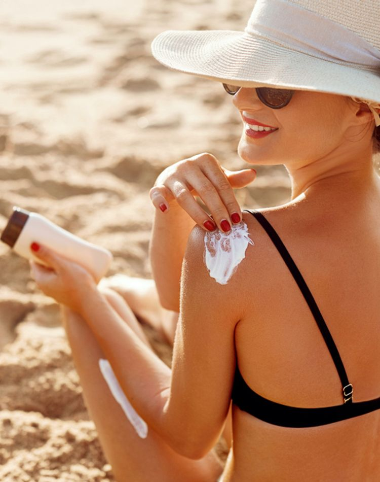 海だと日焼けしやすいのはなぜ?日焼けする時間やおすすめの対策方法