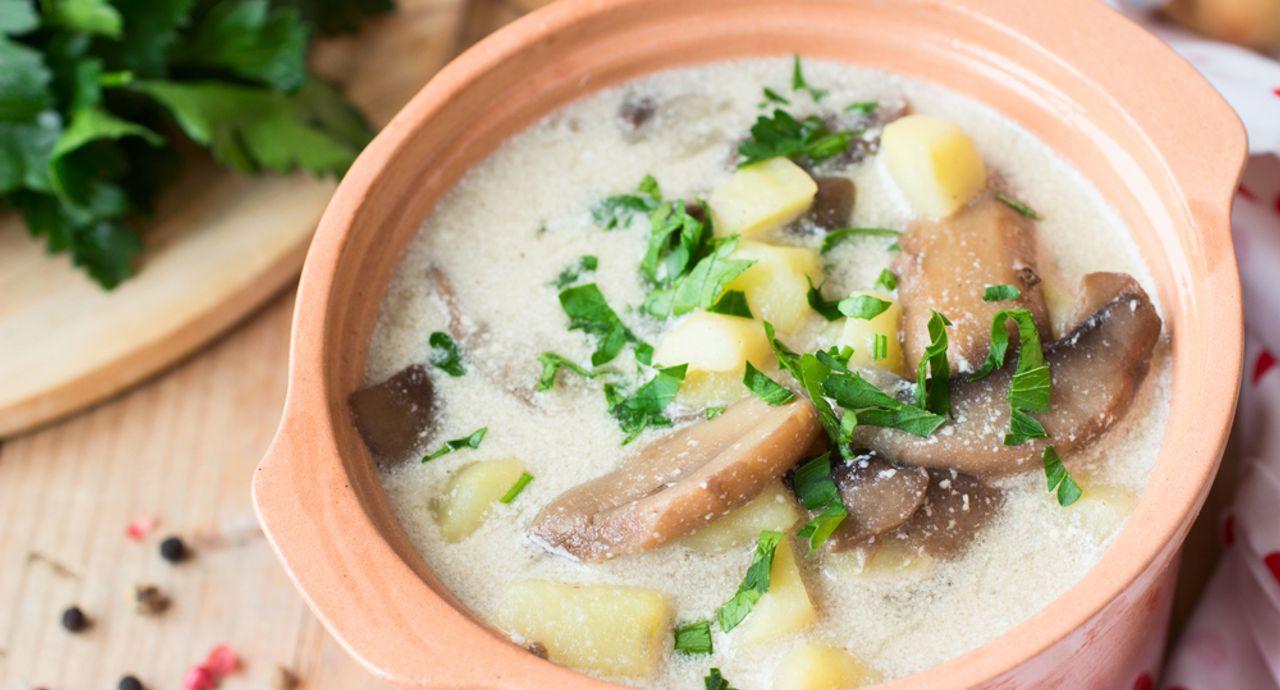 きのこスープダイエットの方法は?ローカロリーなレシピもご紹介