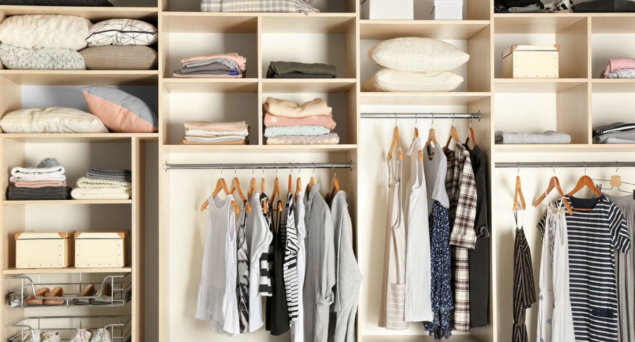 衣替えの賢い収納方法をご紹介!収納アイテムや収納のコツとは