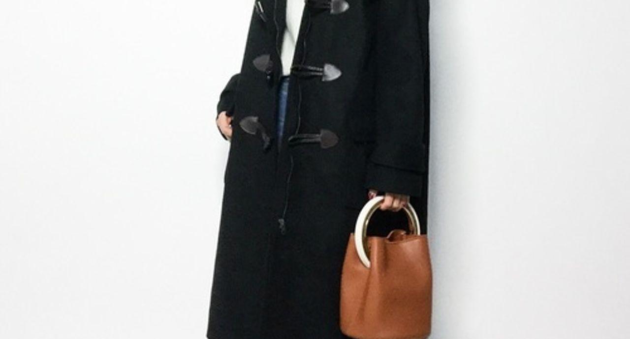 【カラー別】ダッフルコートのコーデ!大人女性におすすめの着こなし