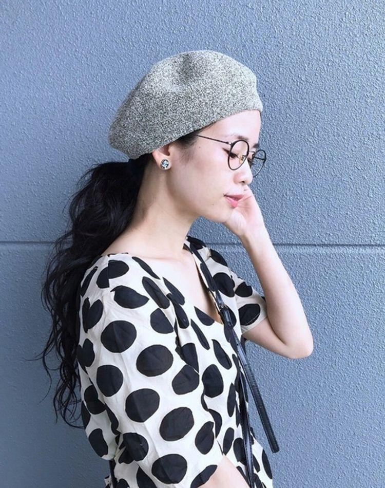 夏のベレー帽コーデ特集!かぶり方から似合う髪型まで徹底解説