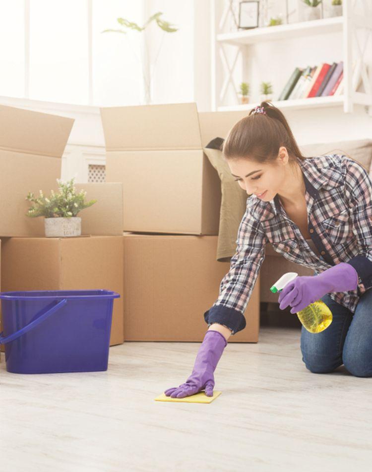 引っ越し前の掃除が退去費用に影響?掃除の手順や方法をご紹介