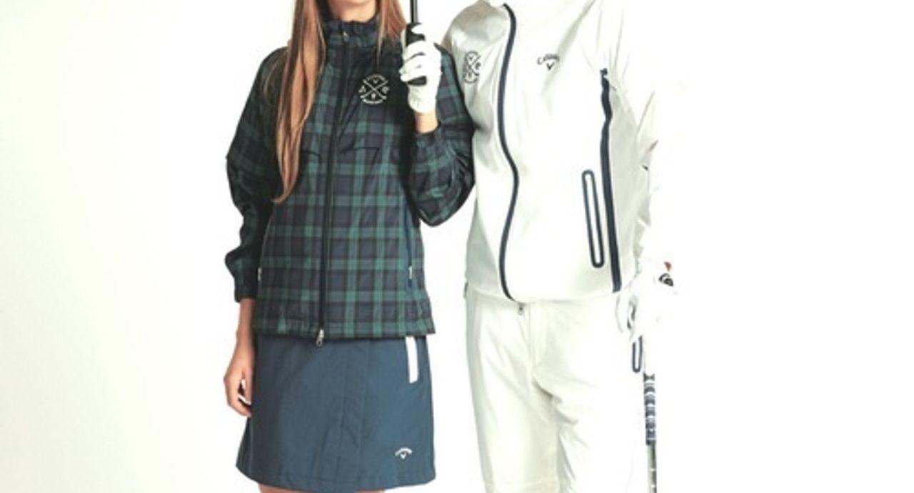 ゴルフの雨の日の服装を解説!ルールや着こなしのポイントをご紹介