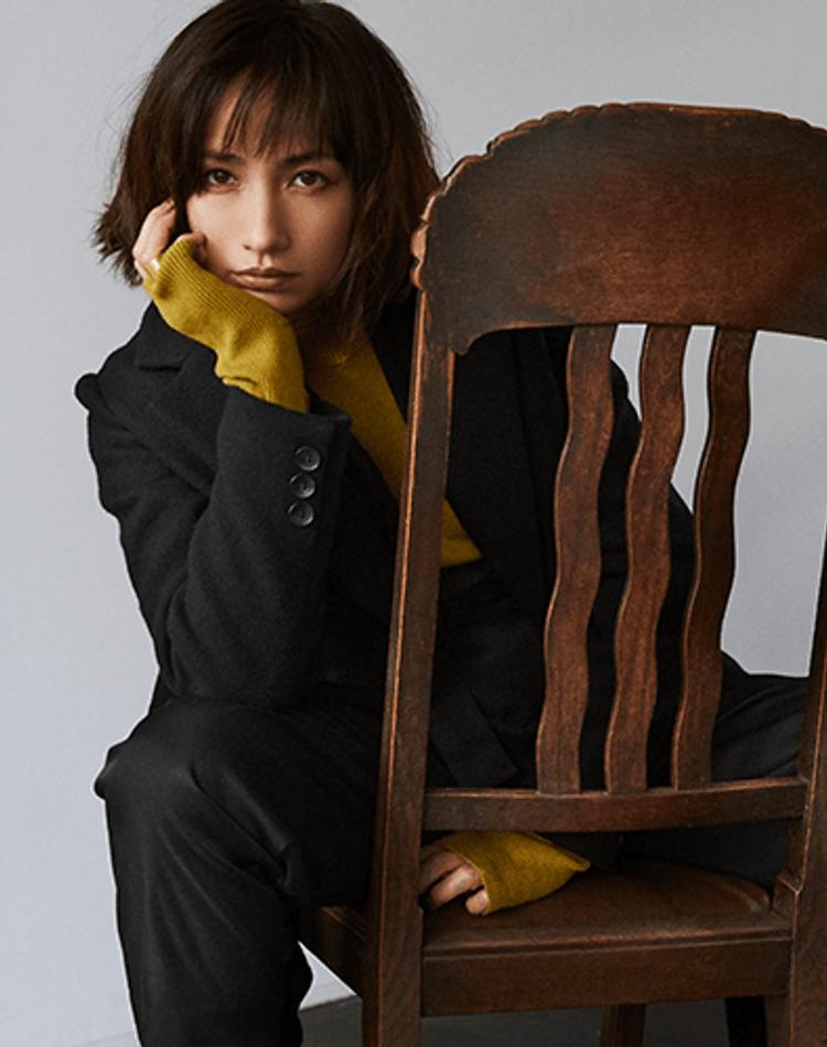 佐田真由美ファッションインタビュー